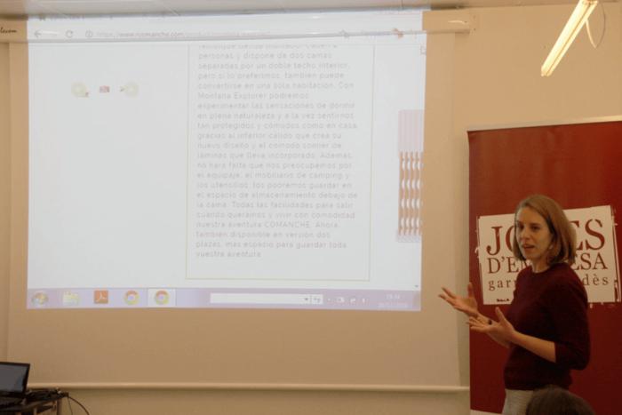 Traductor copywriter: diversifica tus ingresos. Gemma Beltran