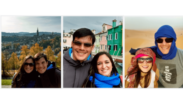 Lucía and Matías - International House Sitters and Travel Lovers