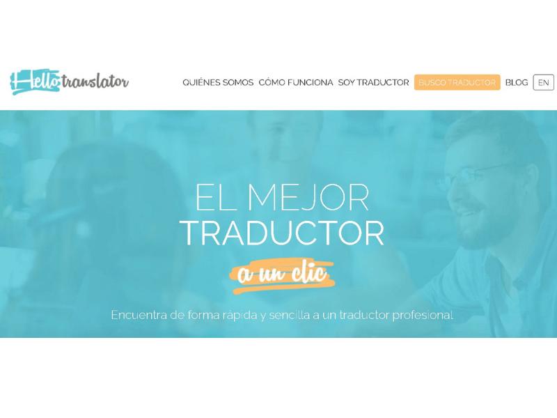 Guía para redactar tu página web de traducción con alma emprendedora - Hello Translator 2